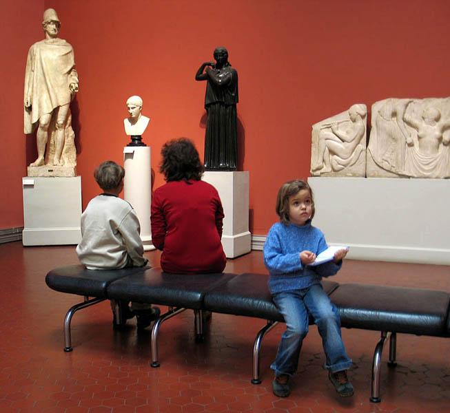 Вспоминая о музейном отрочестве…