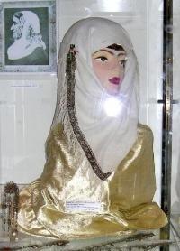 Искусство носить платок