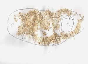 Рисуем ягнёнка