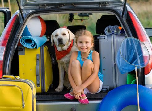 Путешествие: чем занять ребёнка в дороге