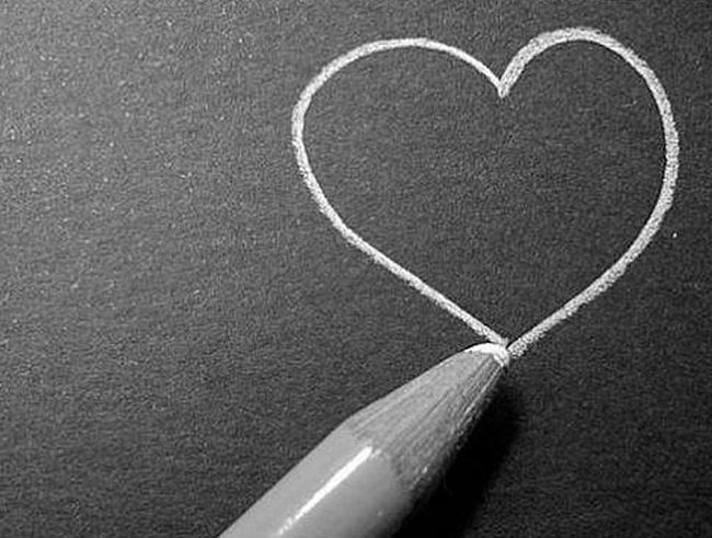 А не написать ли мне о любви