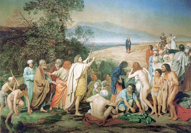Загадки и смыслы светлого праздника Крещения