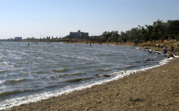 Cемейное путешествие: Саки – прохлада моря, жар степи и лечебные грязи