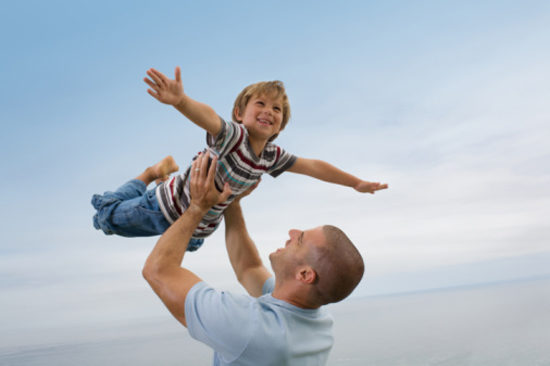 Воспитание, основанное на любви, а не на страхе