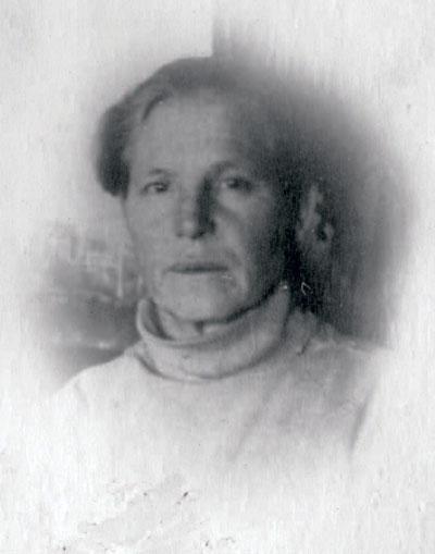 Мама Ефросинья