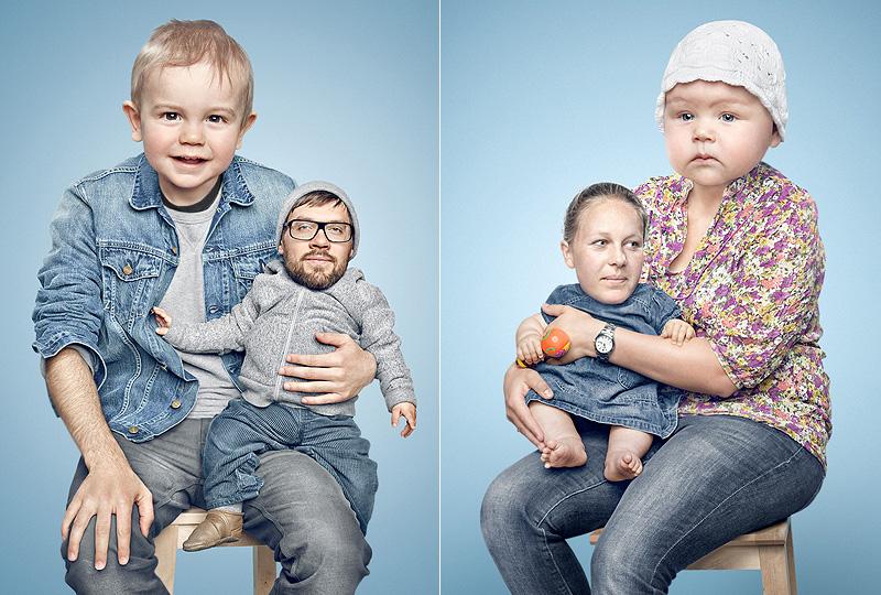 Семья - место для взросления родителей