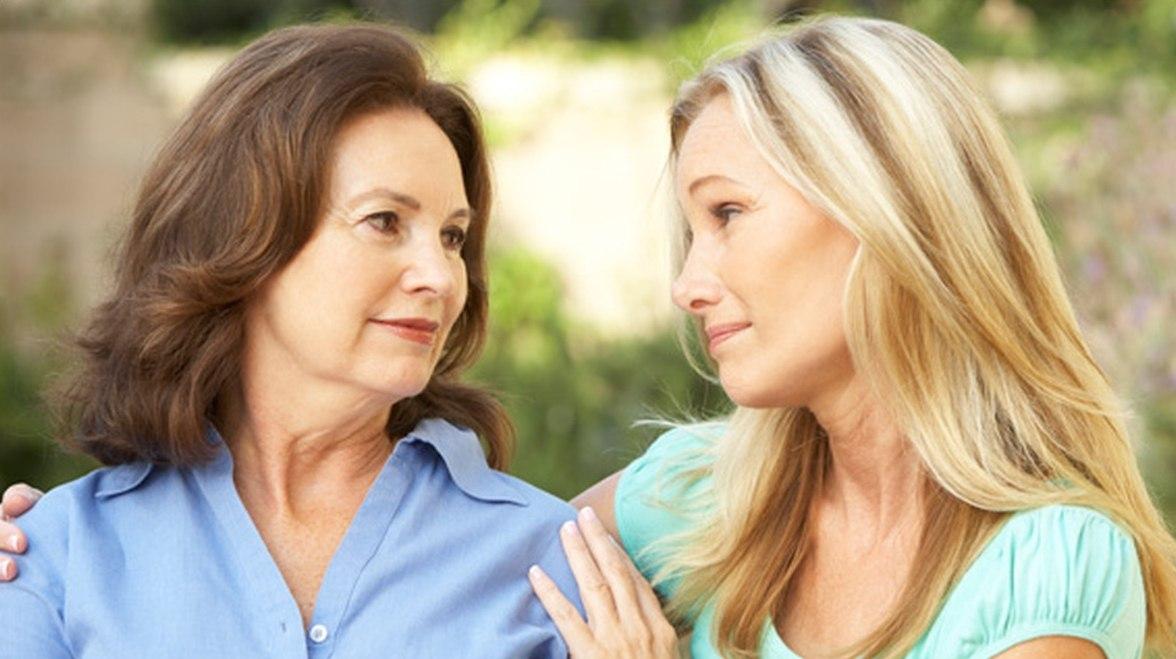 Знакомство мамой и дочкой