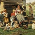 Древняя Русь: недетская литература