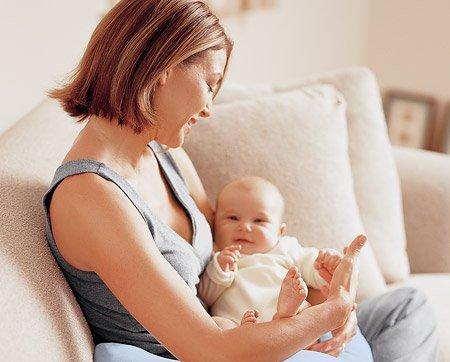 Унесенные волной материнства