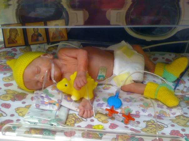 Анна Трифонова: «Мы стараемся выходить малышей, даже если они родились пятисотграммовыми»