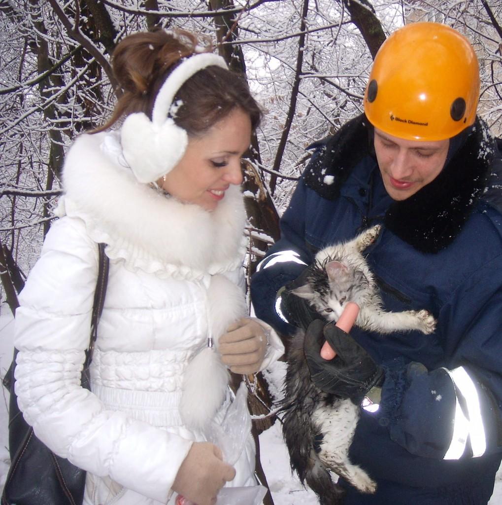 Спасатель: работа в режиме ожидания