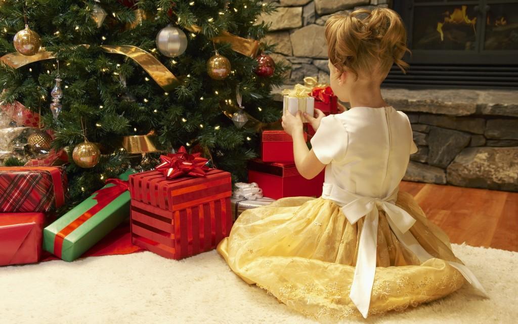 Подарок на рождество для детей 615