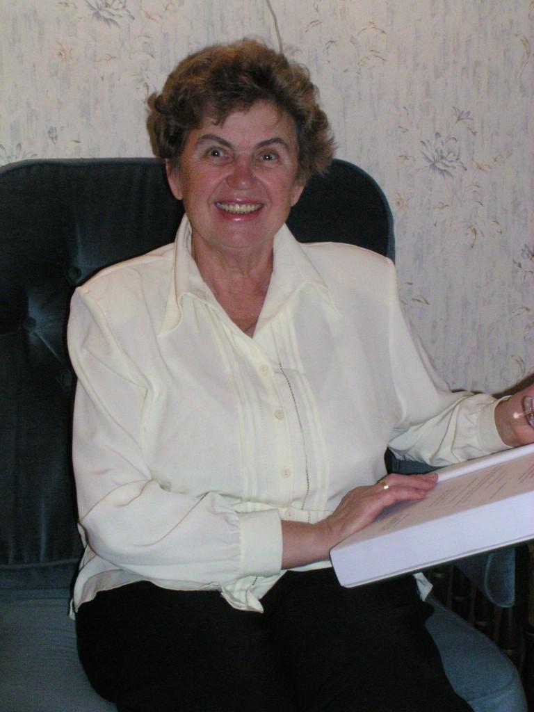 Валентина Москаленко: Мне 77 лет, и мне все еще интересно