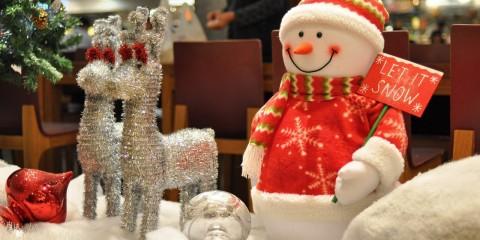 Рождество-Новый-год-Let-It-Snow-снеговик-украшение-праздников-Deer-900x1600