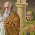 Первая «мироносица»