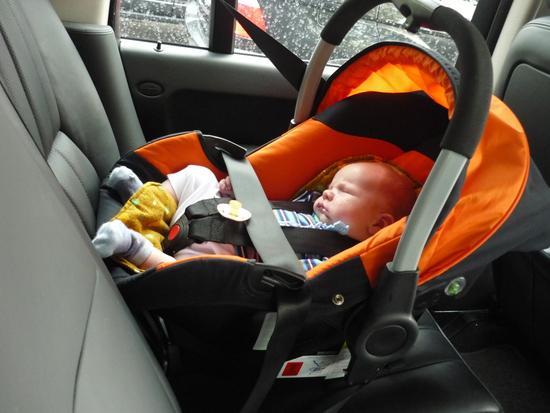 Устранение: возите ребенка