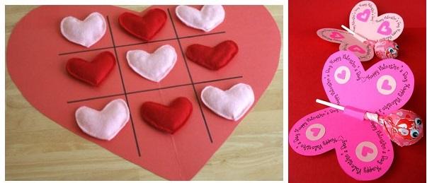 10 простых и оригинальных идей для валентинок