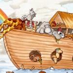 Рисуем Ноев ковчег