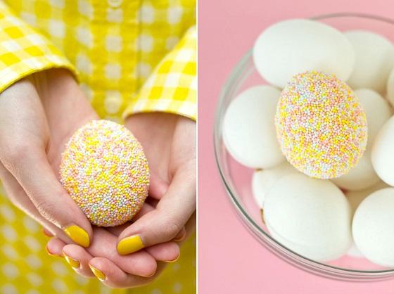 10 оригинальных способов украсить яйца к Пасхе