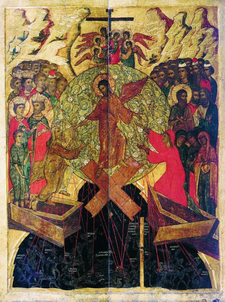 Воскресение Христово Сошествие во ад