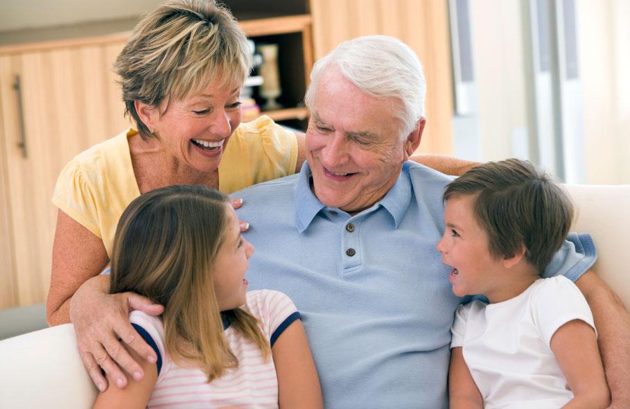 Родительская семья и наше детство
