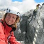 Людмила Коробешко: «Даже на Эвересте пытаюсь оставаться женщиной»