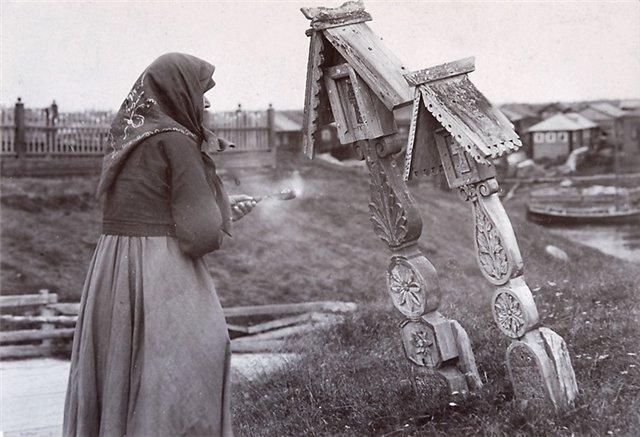Старообрядцы. Русский Север. Конец XIX - нач. XX вв.