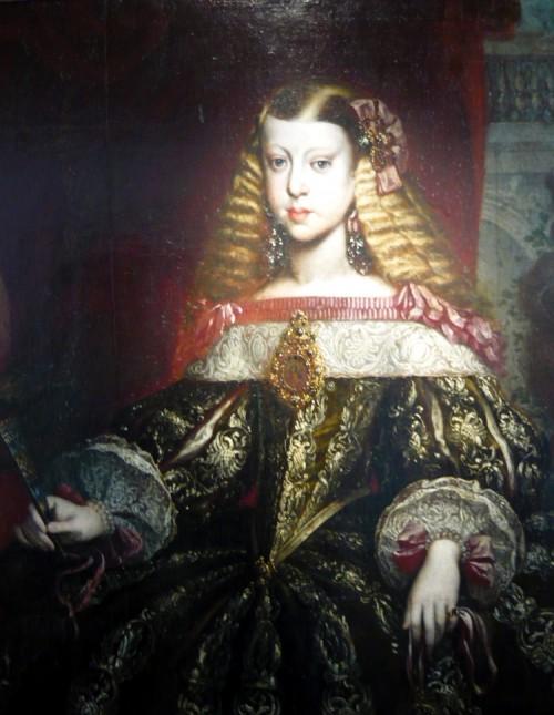Герард дю Шато. Инфанта Маргарита ,1665