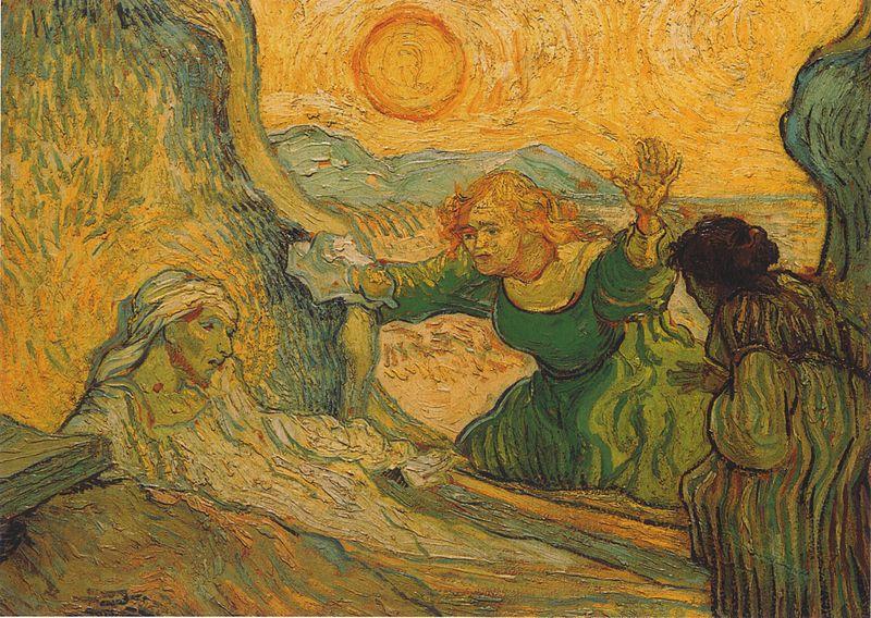 800px-Vincent_Van_Gogh-_La_Résurrection_de_Lazare_(d'après_Rembrandt)