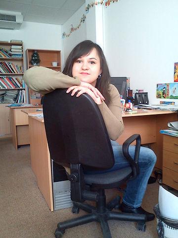 Виктория Мовчанская