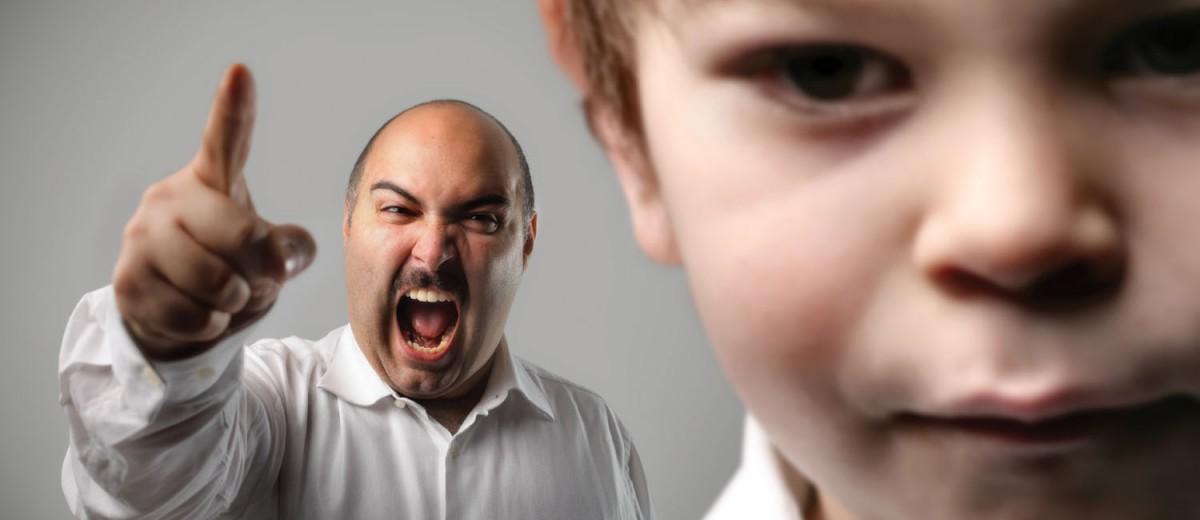 Я тебя не люблю! Ты непослушный!