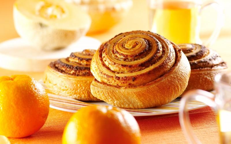 Варианты быстрых постных завтраков