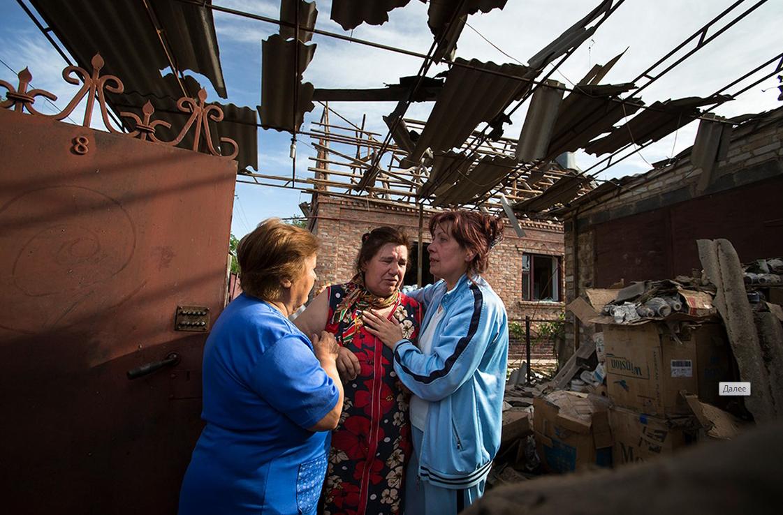 Украинская война: глупый подмосковный женский взгляд