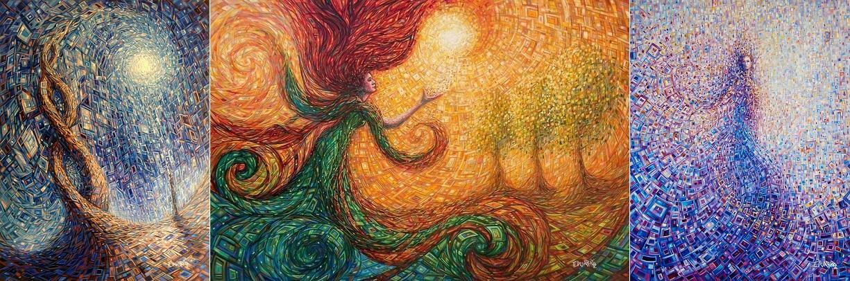 10 художников, создающих сказочные миры