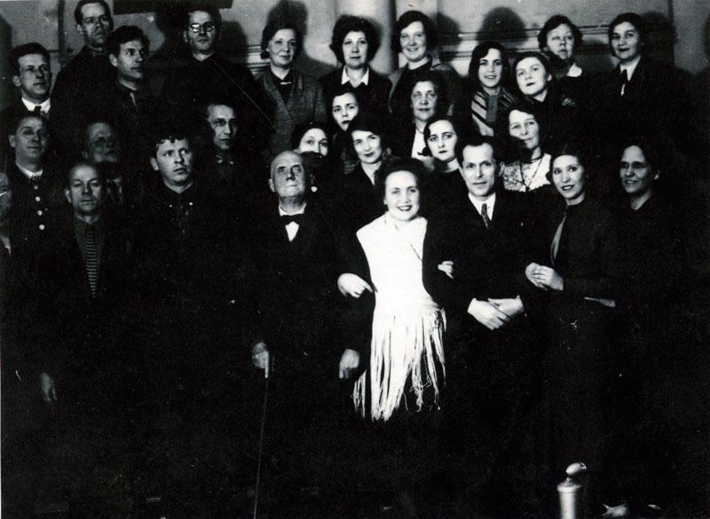 Алла Мейчик: «Я родилась в оркестровой яме»