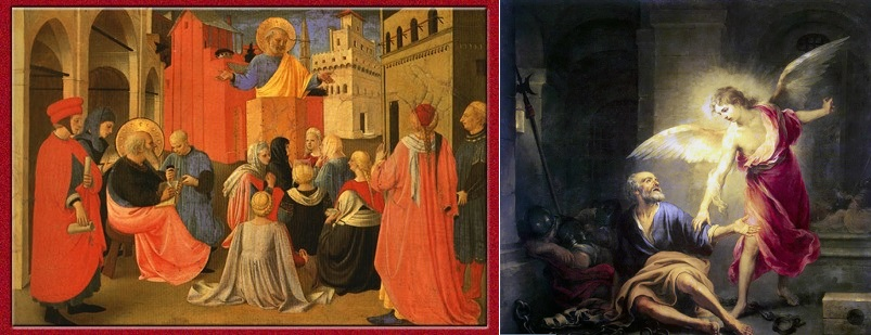 10 интересных фактов об апостолах Петре и Павле