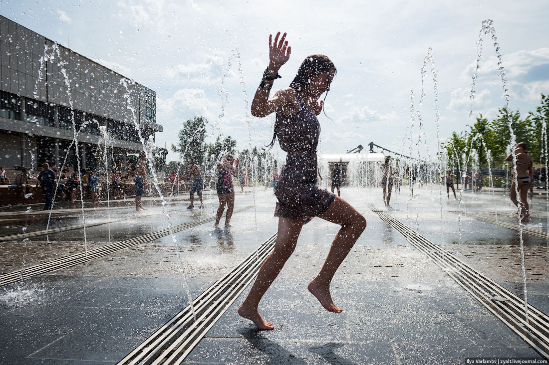 10 капель воды для жаркого лета