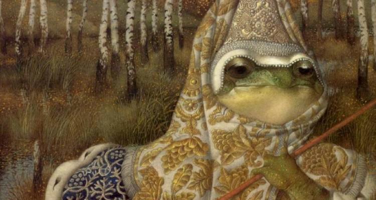 Рисуем Царевну-лягушку, или Подарок, завёрнутый в проблему