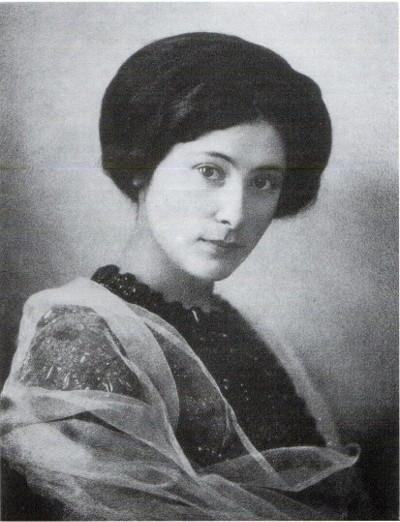 Саломея в 1910 году