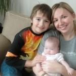 Виктория Стронина: «У меня есть опыт только счастливой семьи»