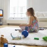 Телевизор — современный «бебиситтер»?