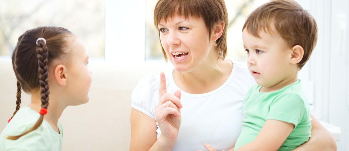 16 вещей, которые никогда нельзя говорить своим детям