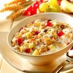 5 идей постных завтраков
