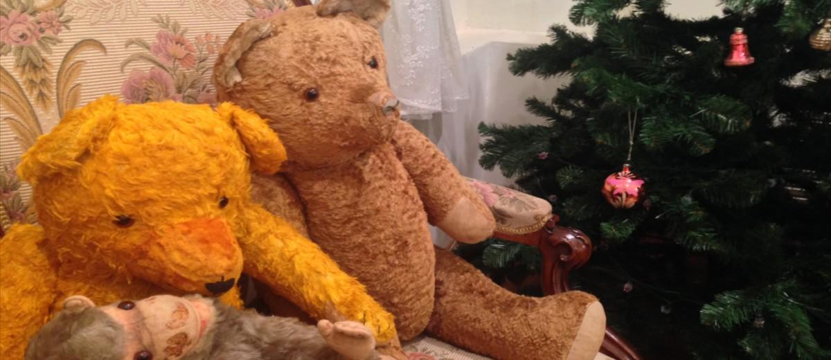 Зимнее путешествие в мир игрушек