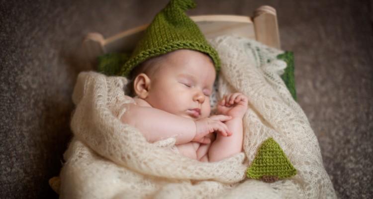 Сон ребенка и утреннее пробуждение