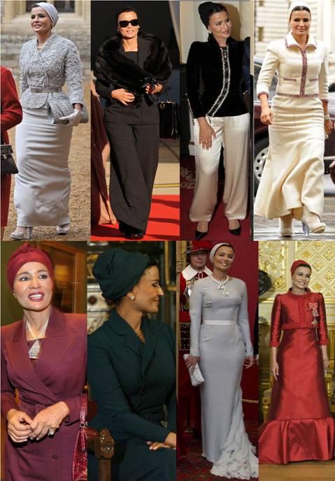 10 самых стильных высоких женщин