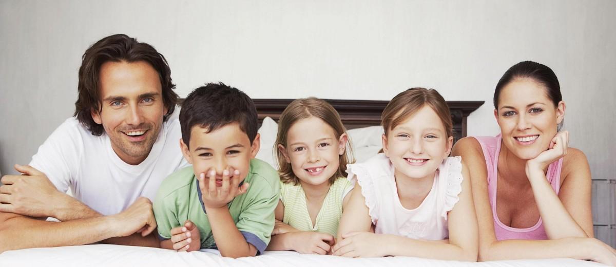 Три секрета детности