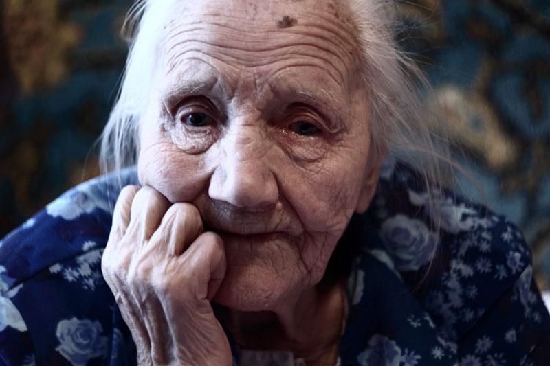 Блаженные бабы Маши