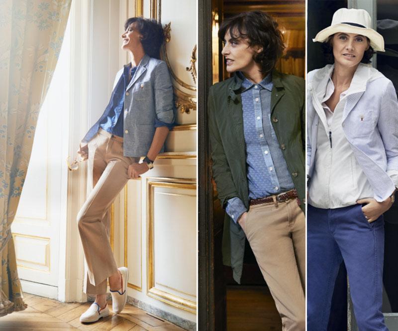 10 самых стильных француженок