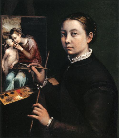 10 знаменитых художниц